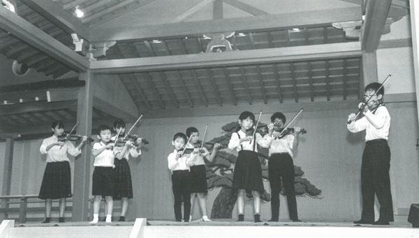 スズキ・メソードヴァイオリン教室