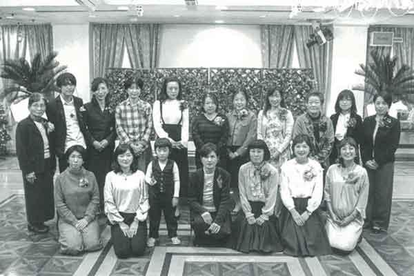 中山フラワーデザインスクール